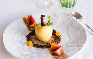 dessert gourmet a.t - Altissimo - The Dolomites' Most Exclusive Brunch