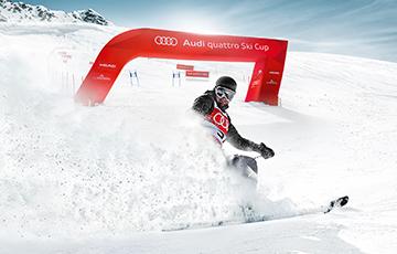 quattro ski cup - Audi quattro Ski Cup